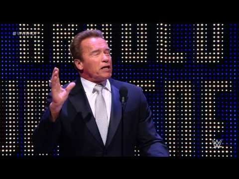 Arnold Schwarzenegger realizes his wildest dream: March 28, 2015