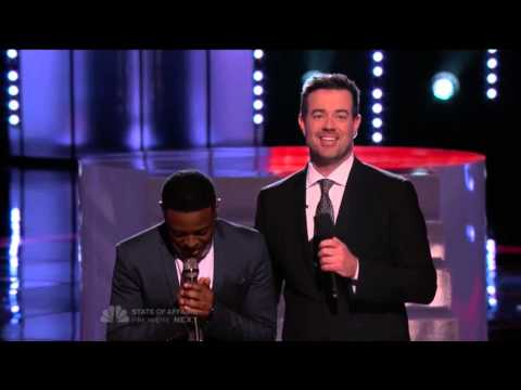 Damien Lawson - The Voice - Live Top 12 -  He Ain't Heavy, He's My Brother Full video