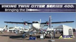 Aero-TV: Viking Twin Otter Series 400 - Bringing the DHC-6 Back into Production