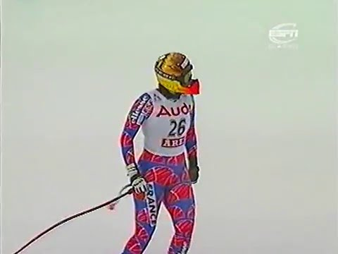 Alpine skiing WC 1998  Are, Downhill (w)