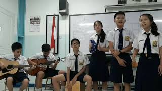 Can 39 T Take My Eyes Off You Joseph Vincent By 9c Smp Santo Yakobus