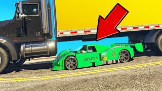 *NEW* FLATTEST DLC SUPERCAR In GTA 5! ($4,750,000)