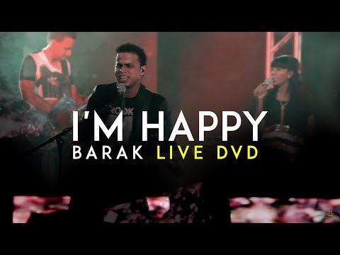 Barak I'M HAPPY Live DVD Generación Sedienta