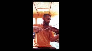 রমজানের ঐ রোজার শেষে (Romjaner oi rojar sheshe)- Violin