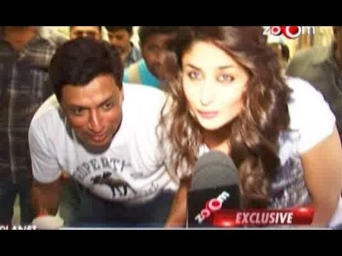 Kareena Kapoor & Madhur Bhandarkar spotted at a store launch