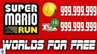 Super Mario Run Hack apk
