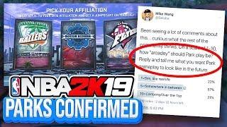 NBA 2K19 PARK CONFIRMED?! GREEN RELEASES FIXED & MORE NBA 2K19 NEWS