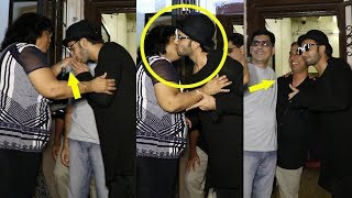 Ranveer Singh Hugging & Kissing Old Uncle Aunty Fans Will Melt Your Heart