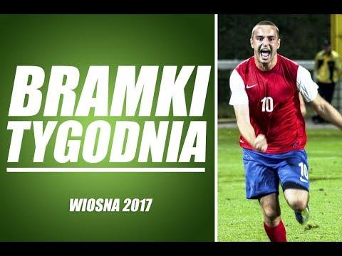 BRAMKI TYGODNIA #9 - Wiosna 2017