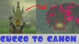 Hyrule Myths - Can You Kill Ganon With A Cucco?
