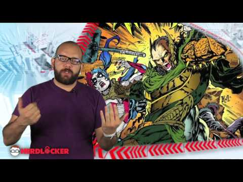 Nerdlocker Comic Book Review - Suicide Squad #13