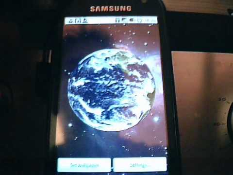 Android 2.2 (Froyo) on Samsung Omnia 2