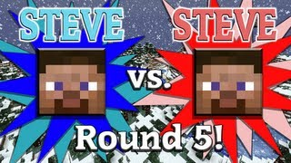 Steve vs. Steve - A Minecraft Rivalry - EP05