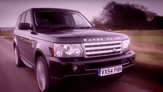 Tank vs Rangie challenge pt 1 | Top Gear