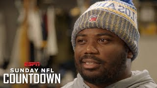 C.J. Anderson relishing opportunity with Rams | NFL Countdown
