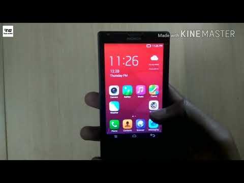 Install Custom Rom Lewa OS on Nokia X