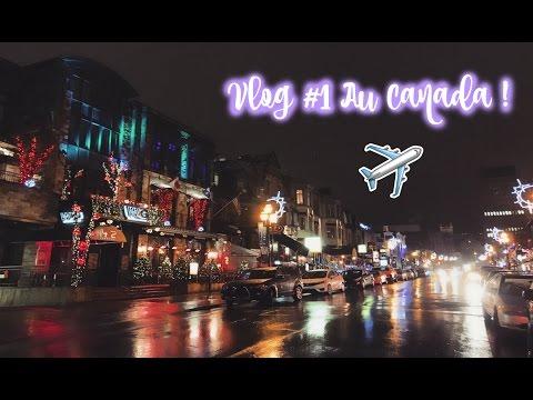 ♡ Vlog #1 ♡ Paris, Montreal, on change nos plans !