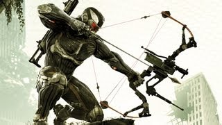 Crysis 3 Official Gameplay Trailer - E3 2012