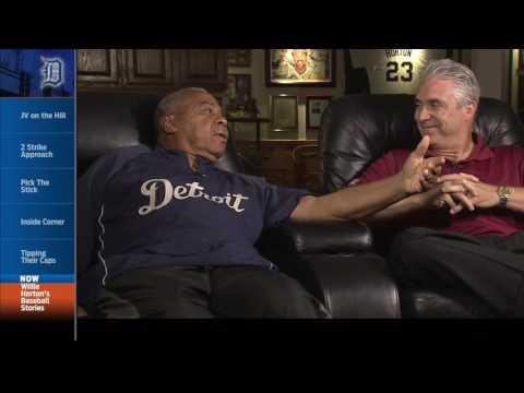 Willie Horton's baseball stories