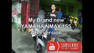 Yamaha NMAX 155 ABS - Matte Silver