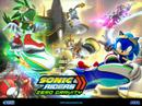 Sonic Riders Zero Gravity [video]