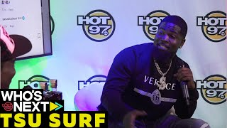 Mr.  Commodore , Tsu Surf, & Jessie Woo Visit Leaderboard Live!