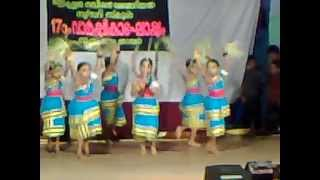 Tribel dance