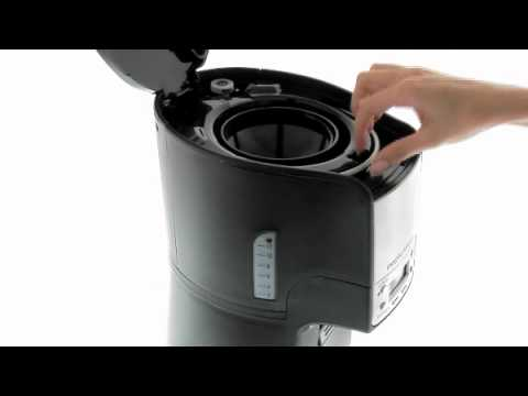 Morphy Richards Coffee Maker Not Working : Morphy Richards Nesta Filter Coffee Maker - YouTube