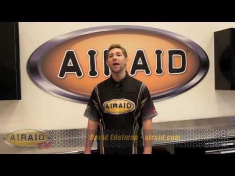 AIRAID Intake For Nissan Titan 5.6L 2004-2012 Install Video