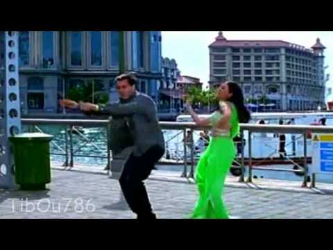 Salman Khan & Karishma Kapoor_Aap ka aana(Remix)