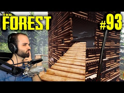 The Forest #93 | ACCESOS LATERALES | Gameplay Español