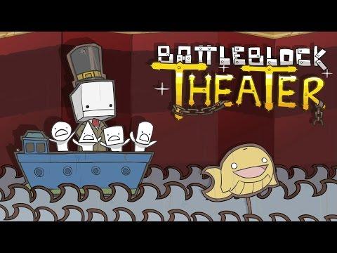 [GEJMR] Battleblock Theather - ep 2 - Pokračujeme!