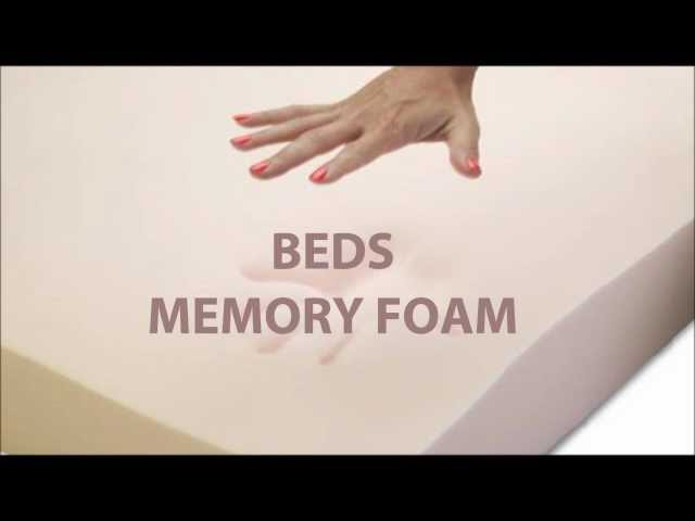 Beds Memory Foam