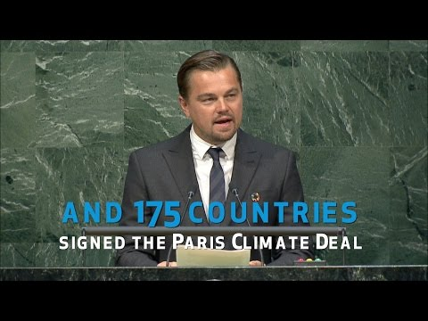 Climate Action: One World, One Agreement
