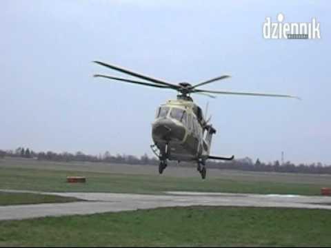 Helikopter AW149 Agusta Westland. Ze Świdnika do armii