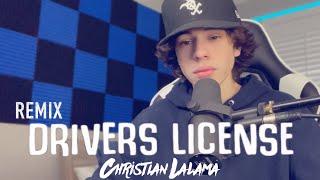 Download lagu Drivers License - Olivia Rodrigo (Christian Lalama REMIX)