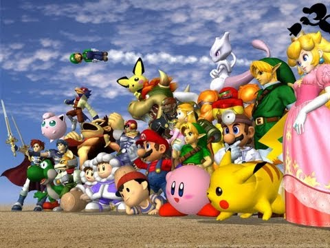 Top 10 Characters I REALLY want to see in Super Smash Bros. 4