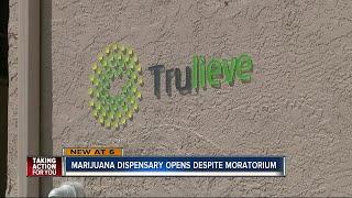 Medical marijuana dispensary opens in Bradenton