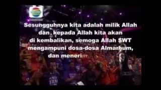 Ampunilah : Lagu Dari Bunda Rita Sugiarto Buat Almarhum Olga Syaputra Di Acara D`ACADEMI2 INDOSIAR