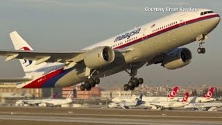 video CNN's Nic Robertson reports on the last words said by the pilot on Flight MH370 and a ndrop in altitude on the plane.