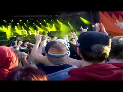 Children of Bodom - Hate Me live @ Ilosaarirock 2009