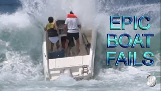 Ultimate Boat Fails Compilation 2020 - Part 1