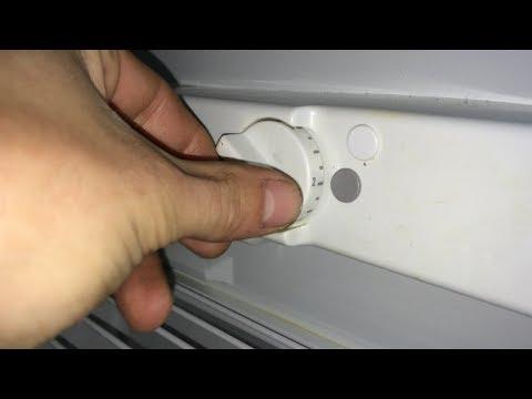 Como comprobar si tiene gas una nevera o congelador. [How to check for gas on fridge or freezer]