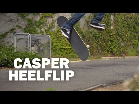 Casper Heelflip: Joe Clark || ShortSided