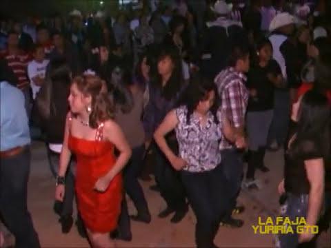 Baile en la Faja, GTO con la  Banda Sinai!!
