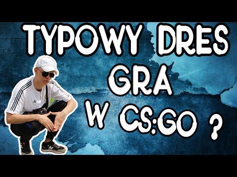 Typowy Dres (z Kanału Marcin Malczyński) Gra W CS GO ? (TrolleQ Na Mikrofonie)