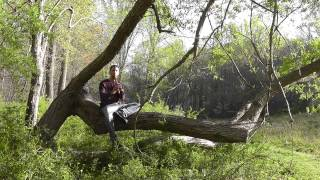 Native American Flute & Didgeridoo music & Relaxing Nature Scene #4