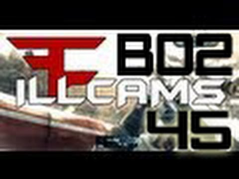 FaZe ILLCAMS 45 Vs SoaRing In Style! 44 (Black Ops 2)