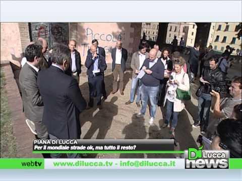 """Ceccarelli: """"Vedrete, sarà il mondiale della Toscana"""" – Dì News – 18 settembre 2013"""
