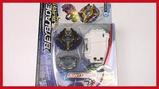 XCALIUS X3 Unboxing Review Battle!! Beyblade Burst Evolution SwitchStrike